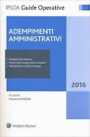 Adempimenti amministrativi. Con e-book