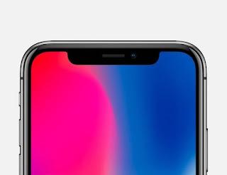 iPhoneX以降の切り欠き