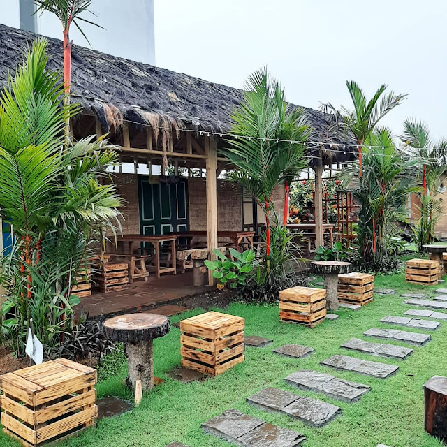Cafe Djoeragan Batu Jawa Timur