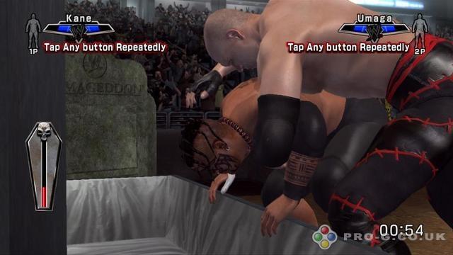 WWE SmackDown vs Raw 2007 PS2 GAME ISO Screenshot 2