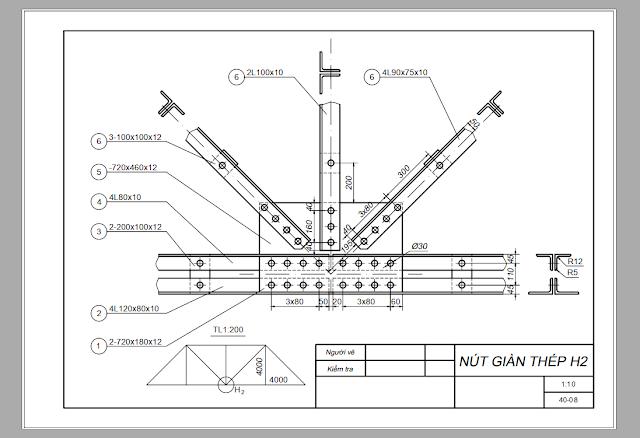 Chuyen PDF sang DWG tren AutoCAD