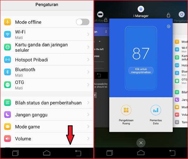 Cara Menampilkan Tombol Navigasi Home di Layar Android SoftKeys no root