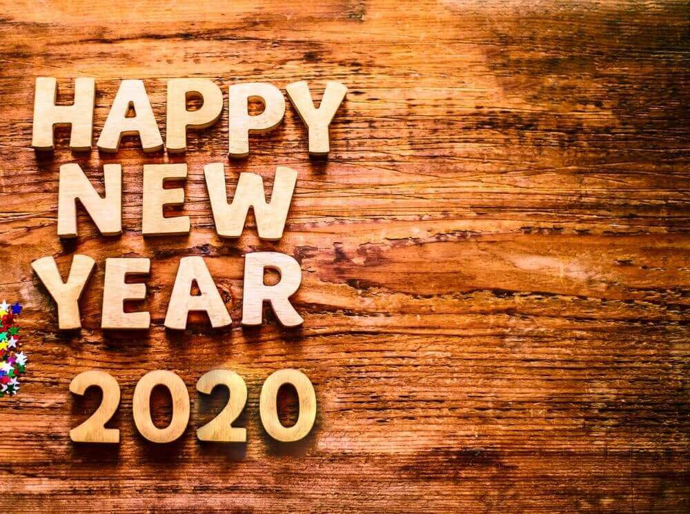 free happy new year 2020 images