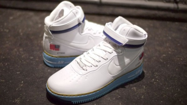 1855ca80fad Only Happy Times  Nike Air Force 1 High VT  Presidential