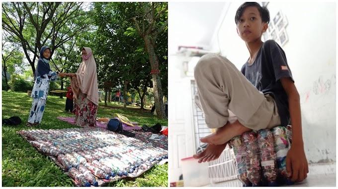 Ecobrick Challenge PKS Panongan Tangerang