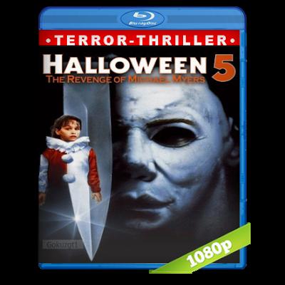 Halloween 5 (1989) BRRip Full 1080p Audio Trial Latino-Castellano-Ingles 5.1