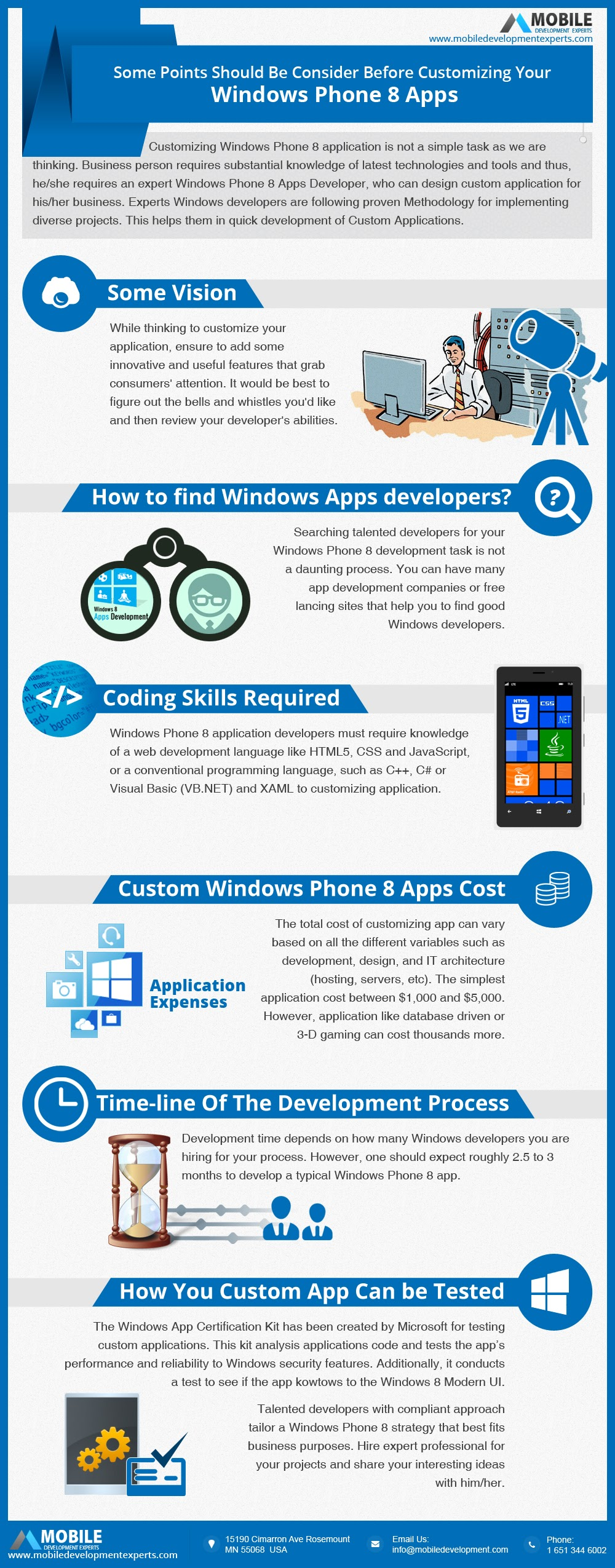 Important-Points-To-Consider-Before-Customizing-Windows-Phone-8-Apps #infographic