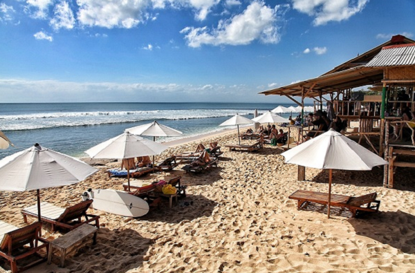 Foto Tempat Wisata Pantai Balangan