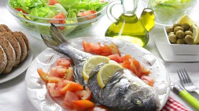 10 Menu Diet Mediterania