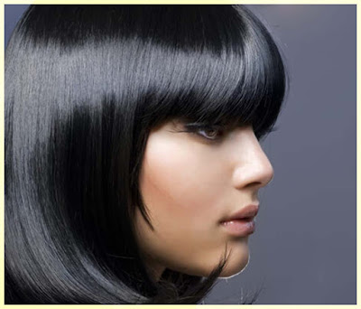 Black Hair Color - Best Hair Color For Brown Skin And Black Eyes Indonesia