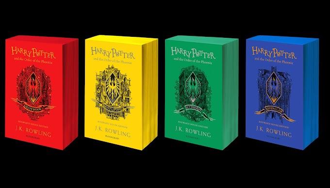 Bloomsbury anuncia pré-venda da edição de 20 anos de Ordem da Fênix