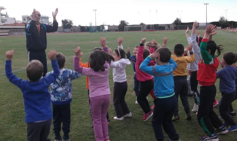 Ξεκίνησε το πρόγραμμα Kids Athletics για μαθητές σχολείων της Αλεξανδρούπολης