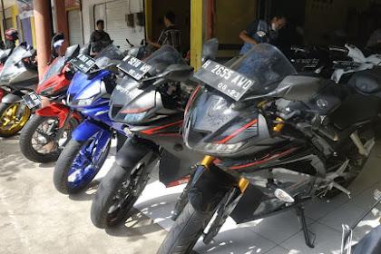 Update Stok Harga Motor Yamaha R15V3 Bekas di Sinar Pagi Motor Semarang