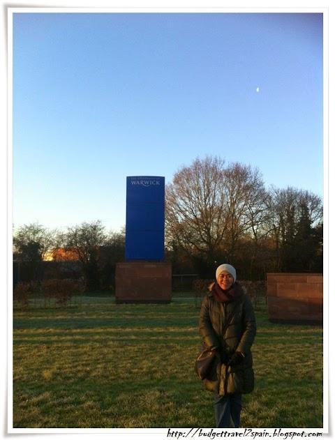 Warwick University - My Memory