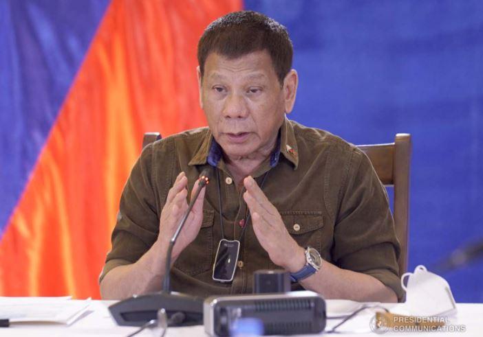 Duterte retains Metro Manila GCQ until November 30