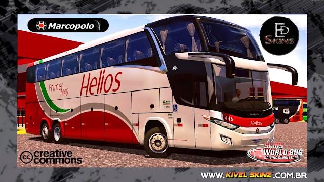 PARADISO G7 1600 LD - VIAÇÃO HELIOS