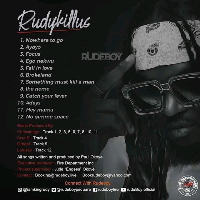 Rudeboy - Rudikillus album (EP) download