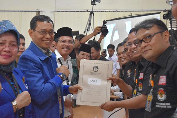 Dugaan Pemalsuan Dokumen JR Saragih Dilapor ke Bawaslu