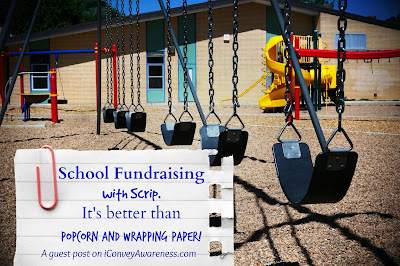 Convey Awareness | School Fundraising with Scrip