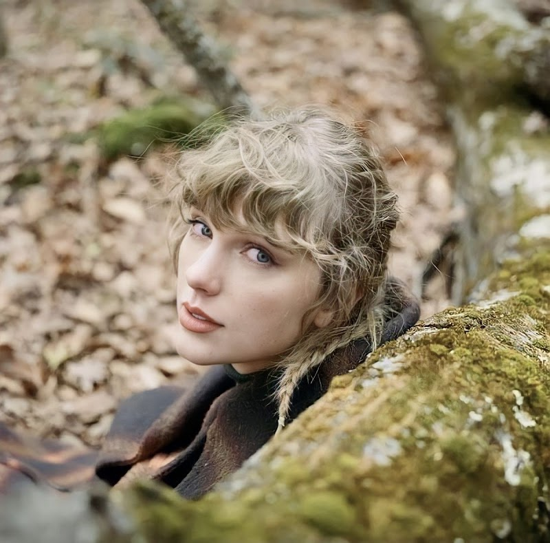 Taylor Swift CLicked For Evermore Album Promos -  December 2020