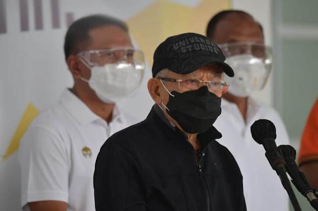 Jubir Sebut Ma'ruf Amin Tidak Dilibatkan Dalam Perumusan Perpres Miras
