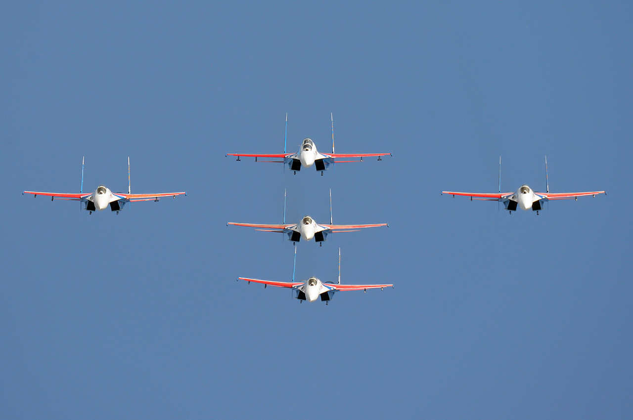 Russian Knights Show 10