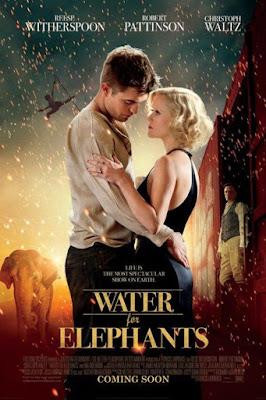 Water For Elephants 2011 DVD9 R1 NTSC Latino
