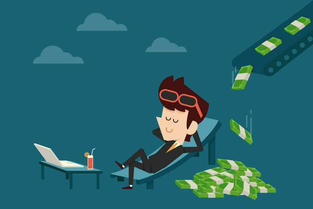 Formas de conseguir ingresos pasivos en Internet