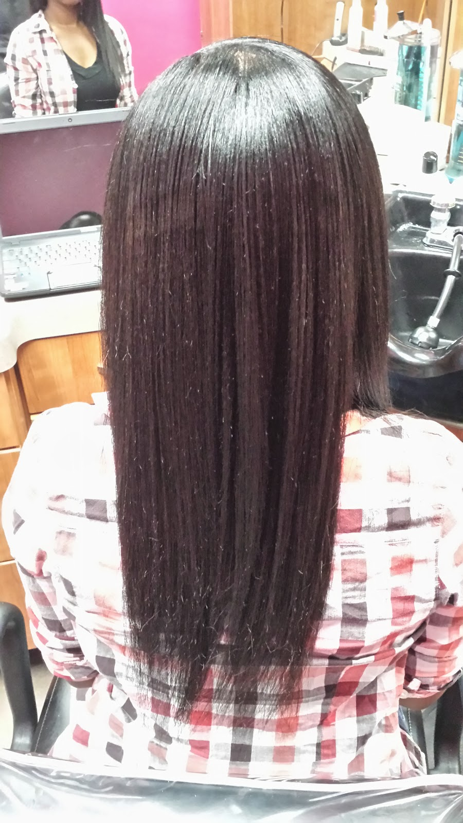 Want The No1 Secret To Having Healthy Relaxed Hair Try