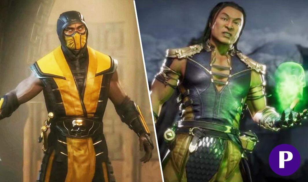 Mortal Kombat (Pllano Geral)