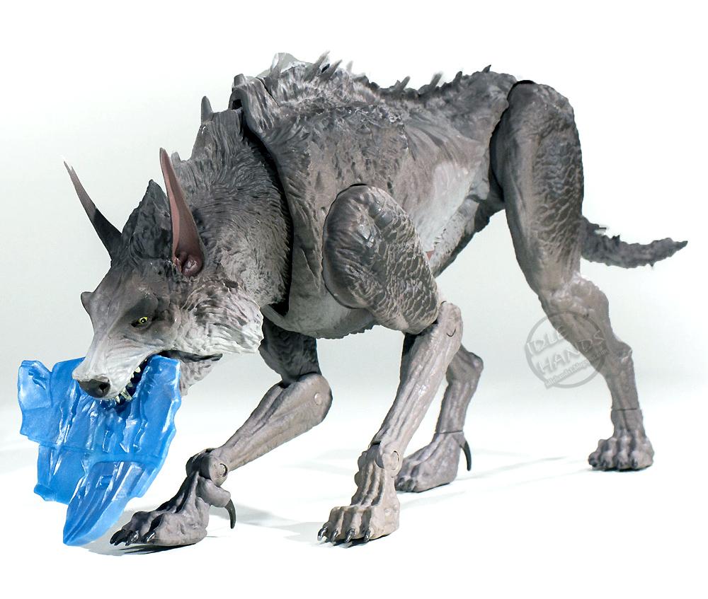 wolf lizzie rampage toys