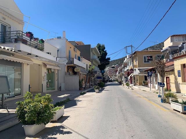 Δ.Κωστούρος: Σε συνεργασία με τους τοπικούς φορείς η ανάπλαση της οδού Σέκερη στο Τολό