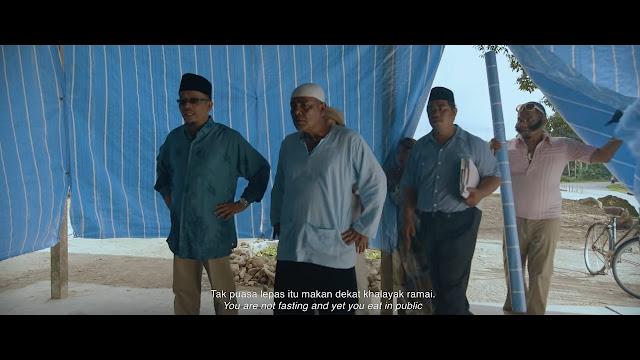 Filem 18 Puasa Di Kampong Pisang (Astro First)