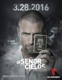 El Señor de los cielos Temporada 4 720p Latino