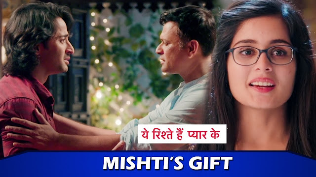 Abeer in dilemma to believe Meenakshi or Mehul in Yeh Rishtey Hai Pyaar Ke