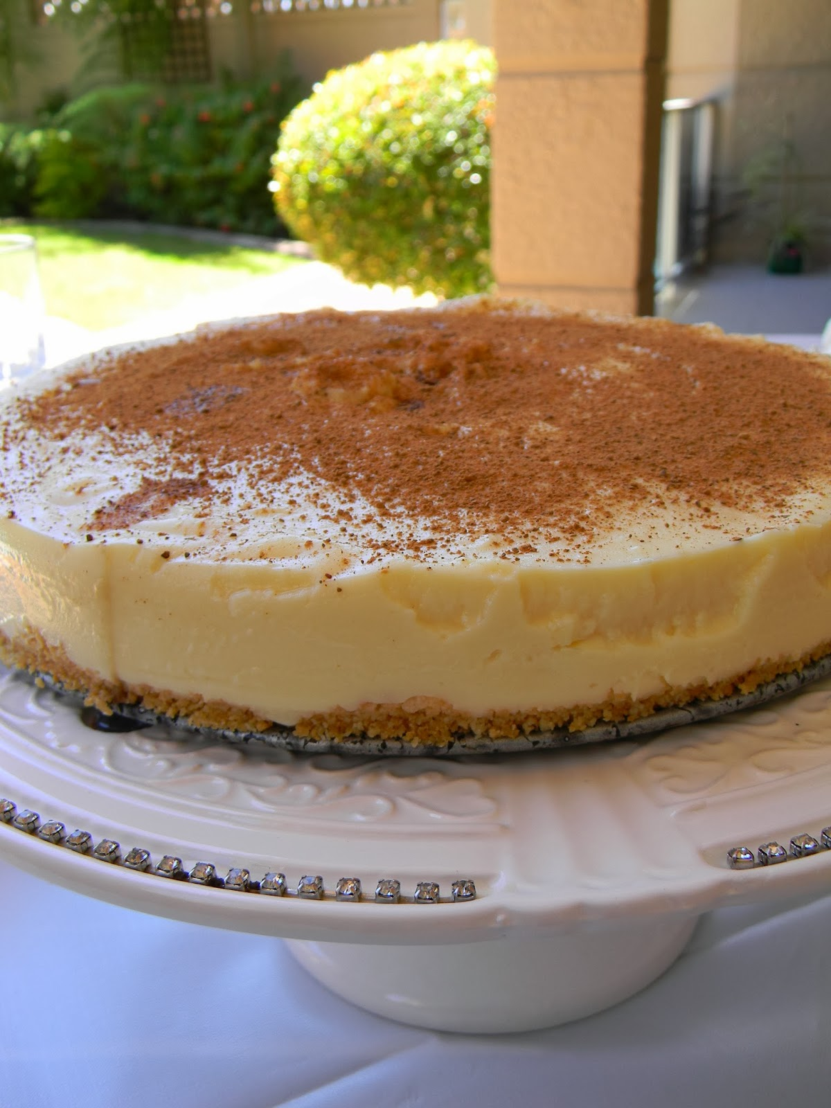 Old fashioned milk tart Food24 74