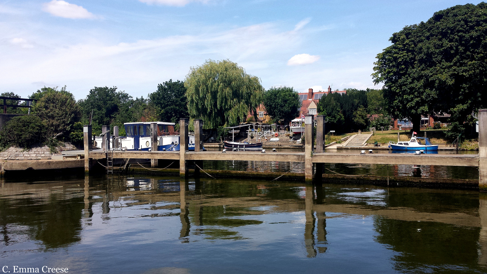 Things to do in Runnymede: take a boat ride along the Thames River