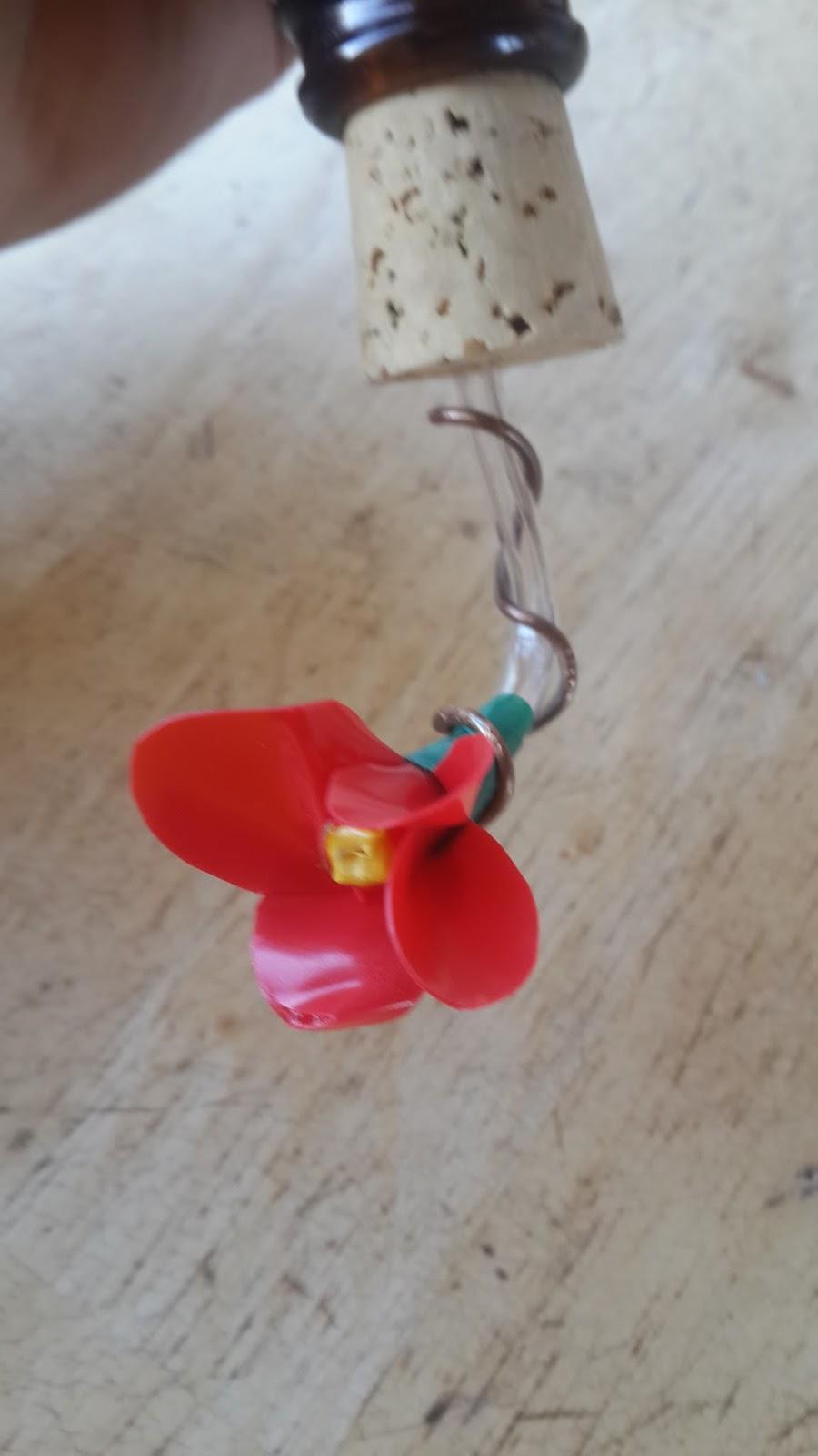 Dirt Road Renaissance: Make your own homemade Hummingbird ...