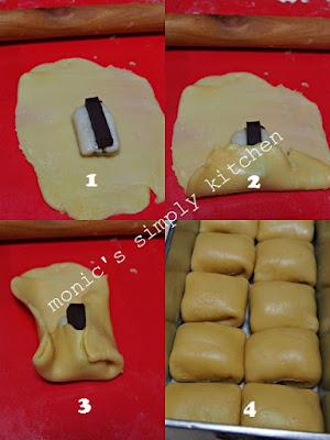 cara membuat bolen pisang