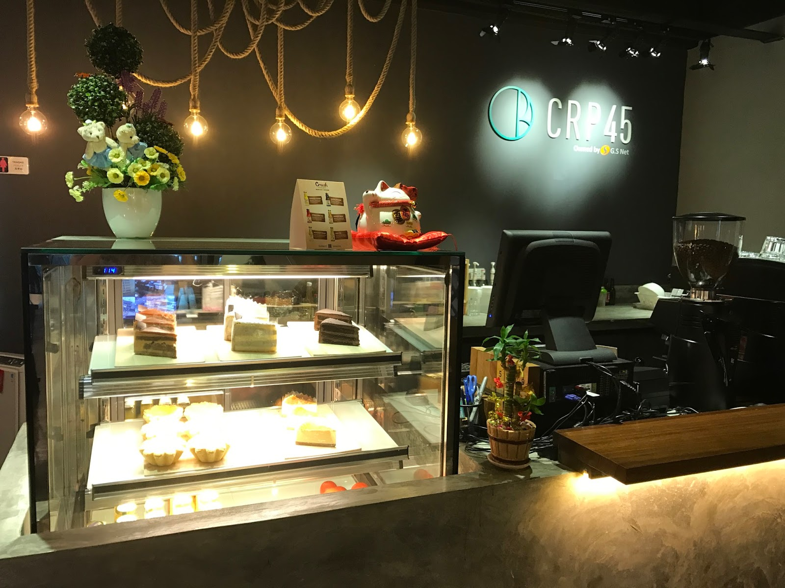 [Food review] More than just great coffee and food at CRP 45 Wellness & Cafe @ Sri Petaling.
