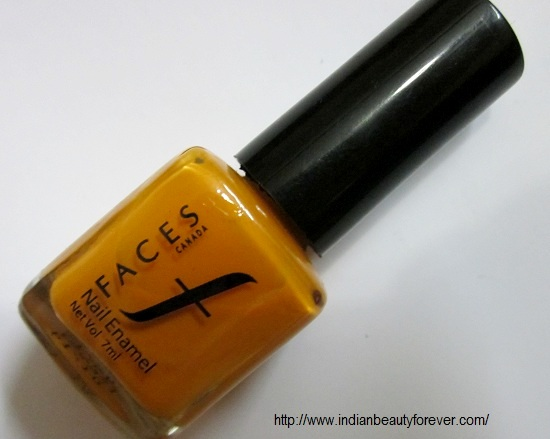 Faces Canada nail paint