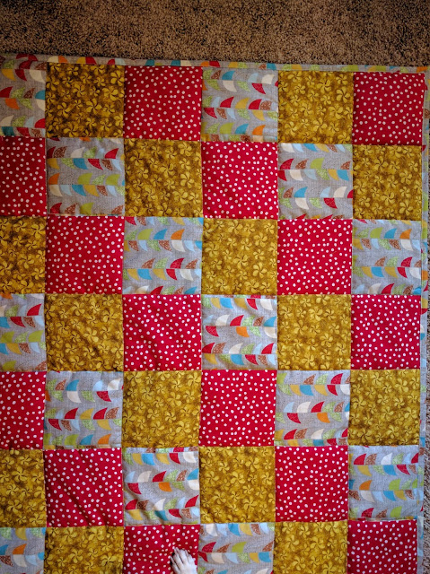 Winter Quilts for the Doggies