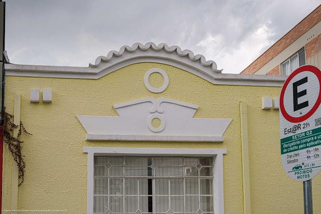 Uma bela fachada na Marechal Deodoro