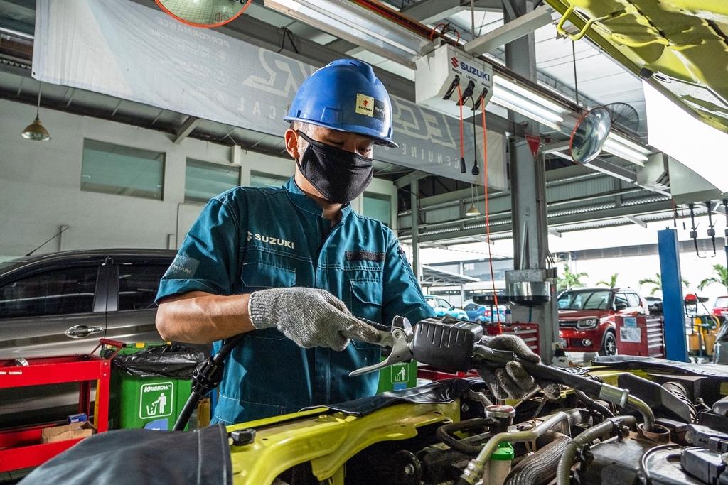 Suzuki Bagikan Kiat, Diskon Hingga Gratis Biaya Uji