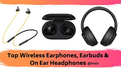 best wireless earphones for android india
