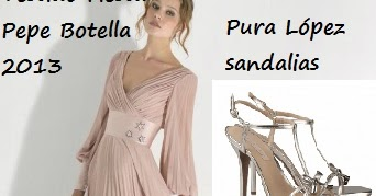 1df7af230 Una novia diferente  Vestido fiesta Pepe Botella  rosa y plata