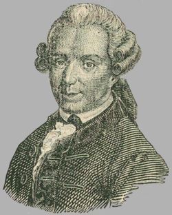Emanuel Kant- Aufklärung