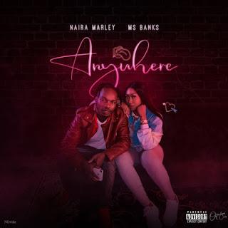 Download Anywhere - Naira Marley ft. Ms Banks