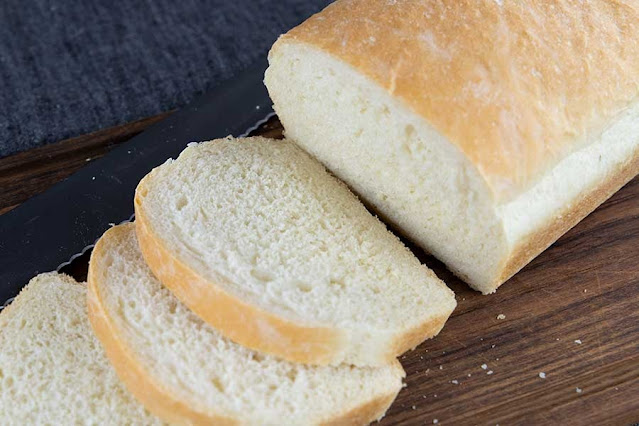 How to make easy white bread recipe – Eggless Bread recipe at home