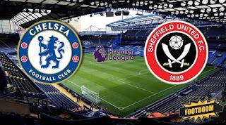 Челси – Шеффилд Юнайтед смотреть онлайн бесплатно 31 августа 2019 прямая трансляция в 17:00 МСК.